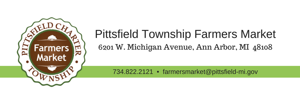 Pittsfield Township Farmers Market Online Sales