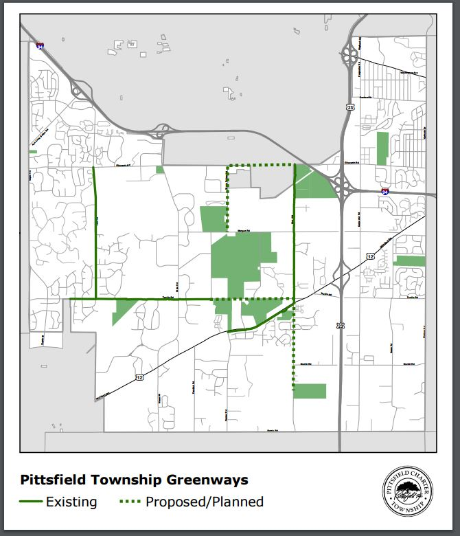 Proposed Greenways