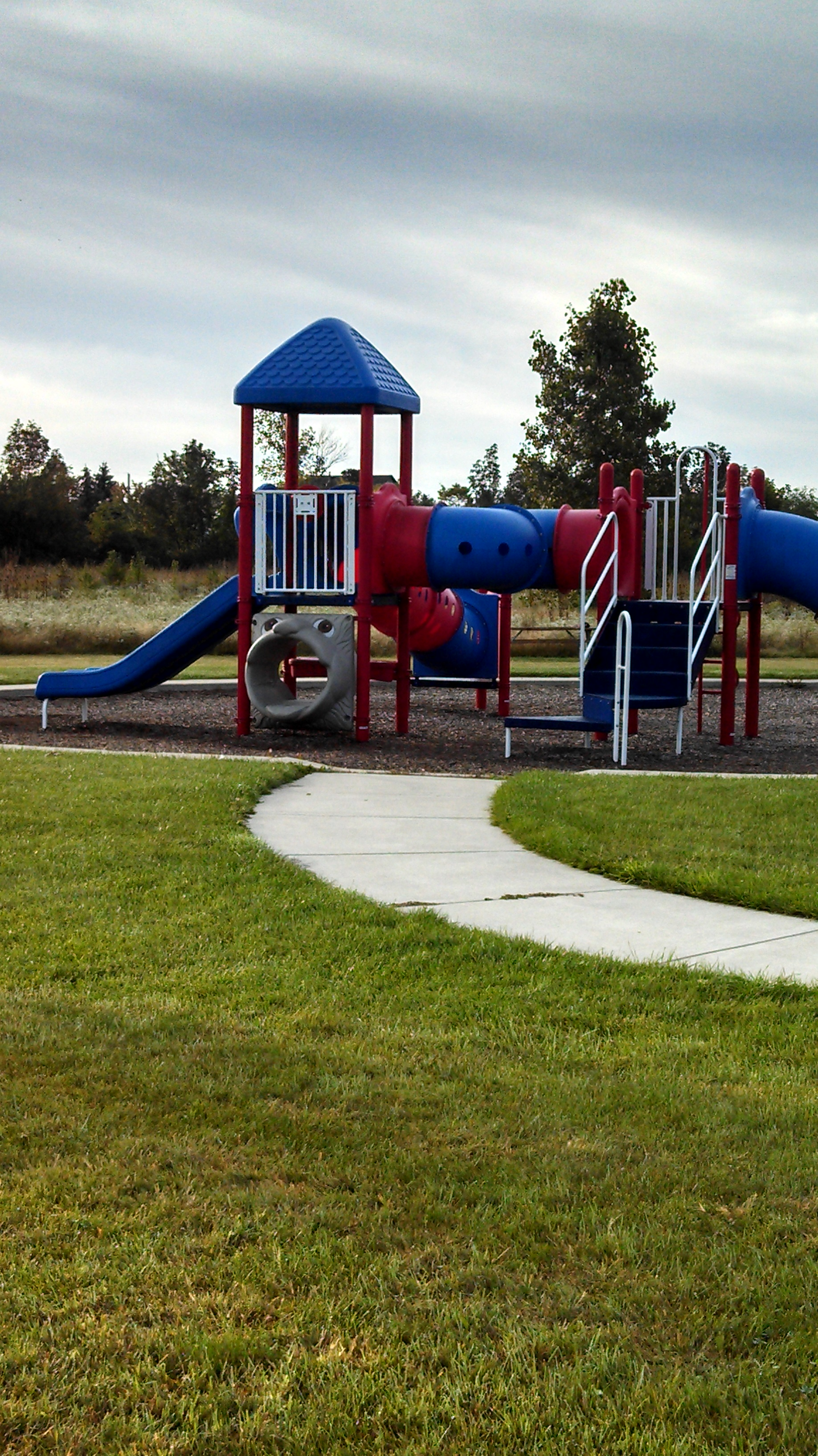 Prairie Park smaller play structure