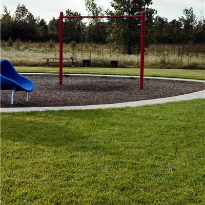 Prairie Park swings