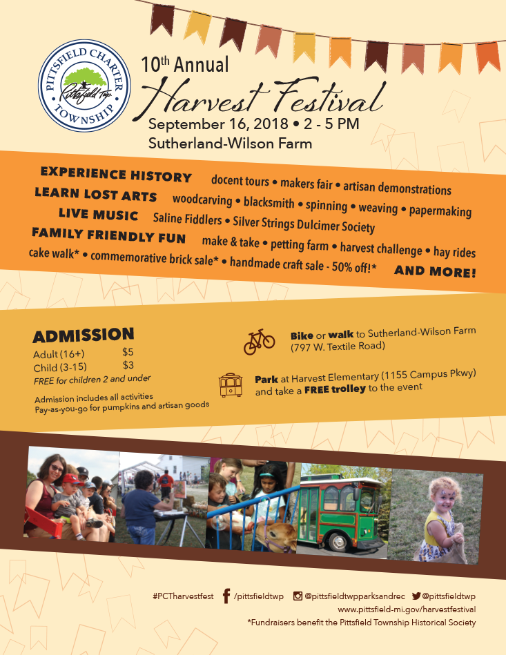 10th Annual Harvest Festival