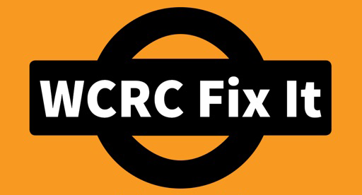 WCRC Fix It Opens in new window