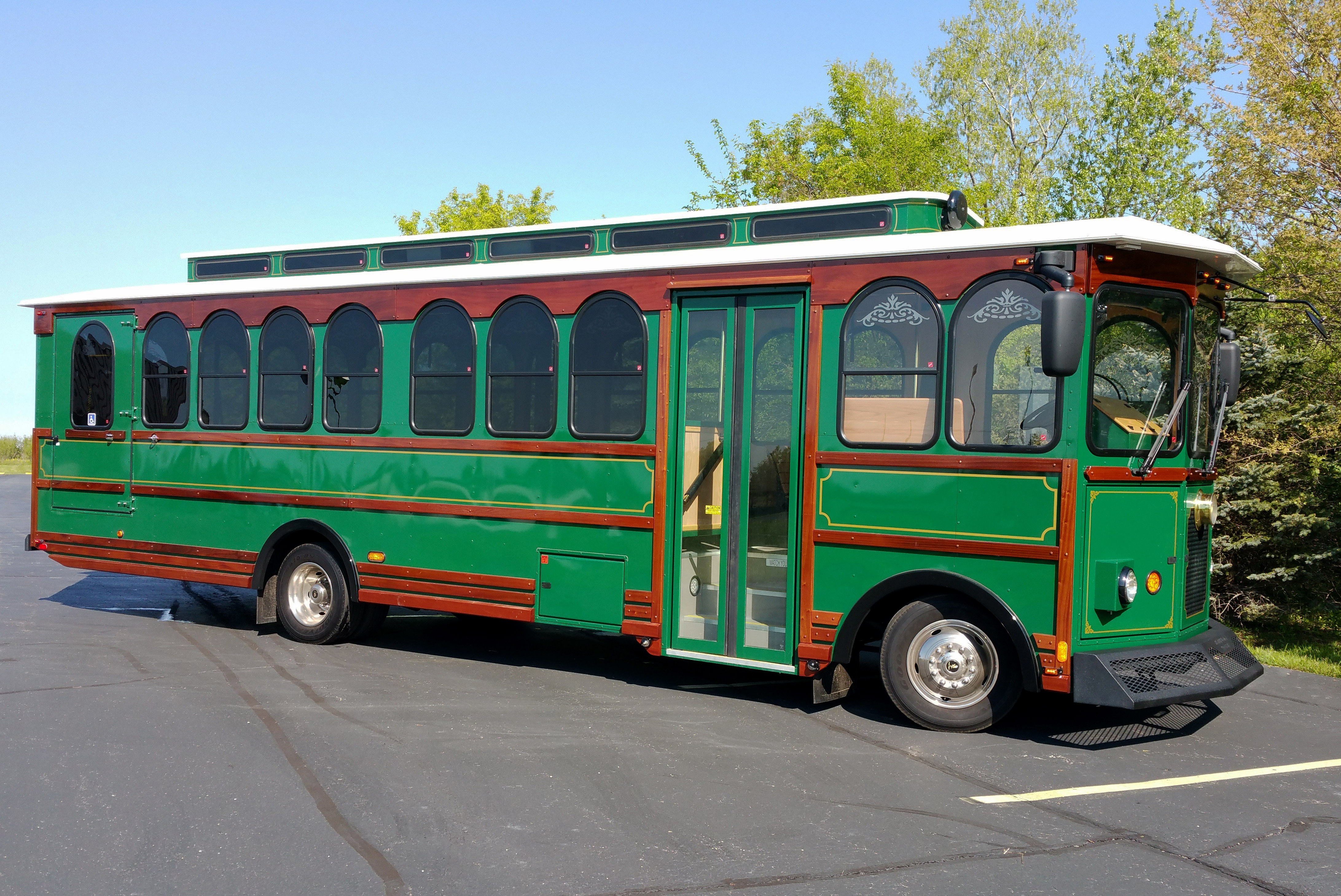 Trolley shuttle