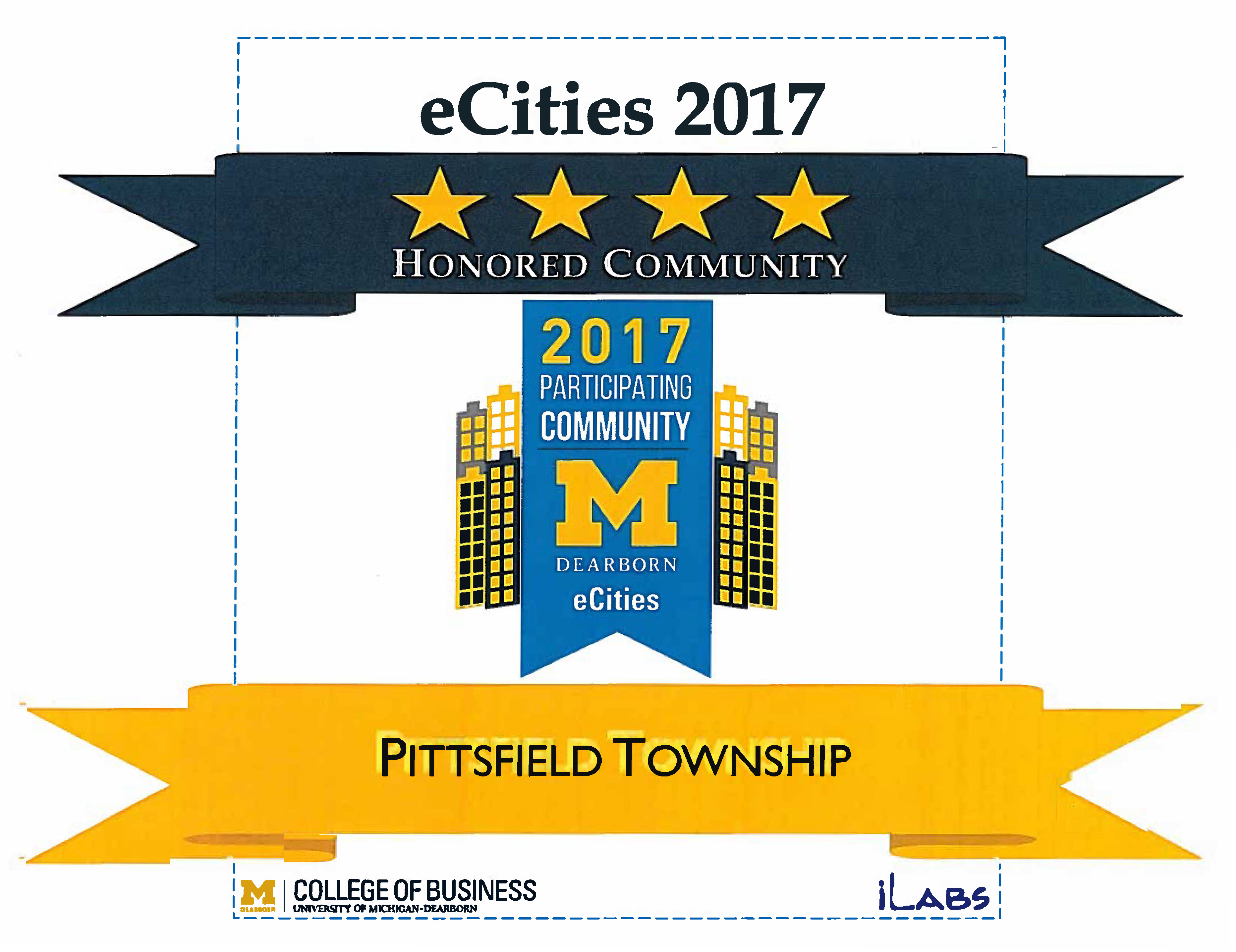 eCities 2017 Award