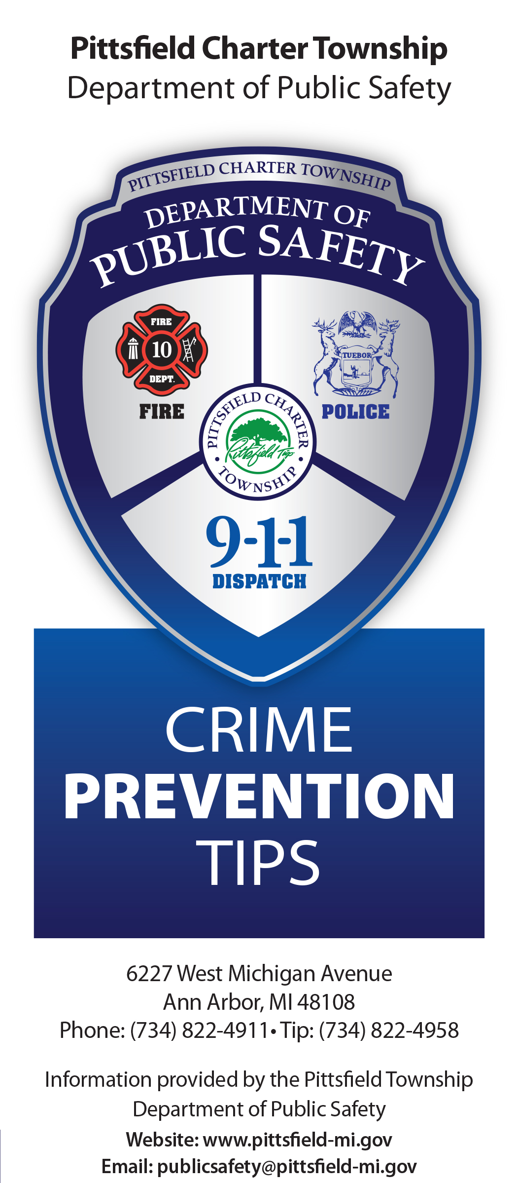 crime prevention Opens in new window