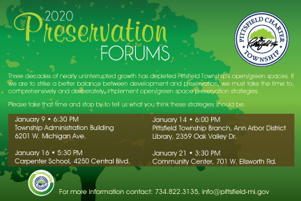 Preservation Forum
