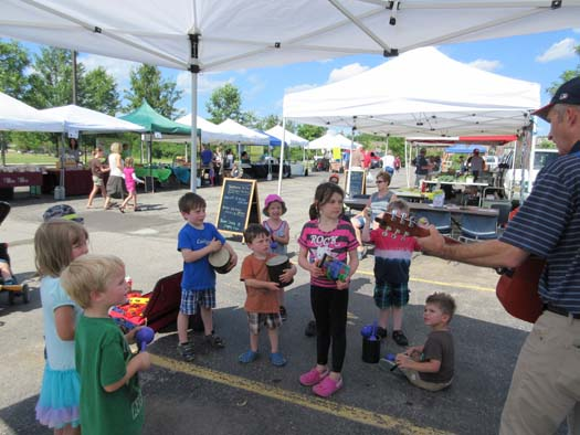 Pittsfield Charter Township Farmers Market