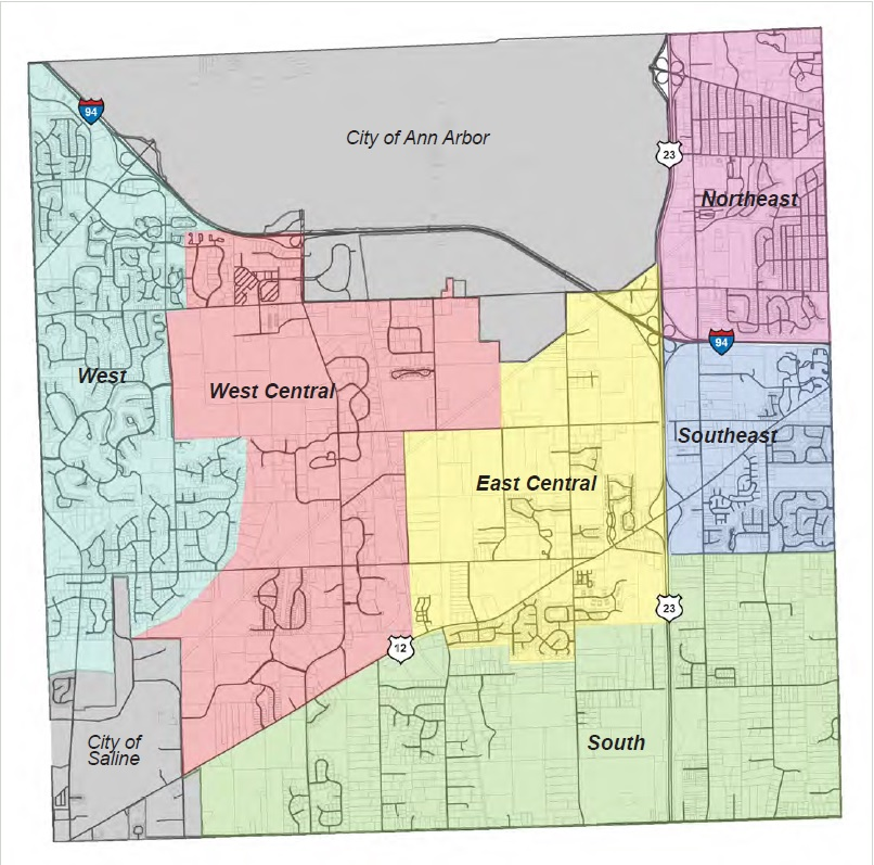 Pittsfield Charter Township Mi Official Website